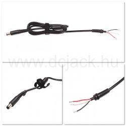 HP töltő csatlakozó dc kábel - DC08H
