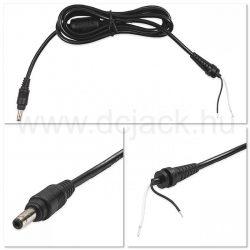 HP töltő csatlakozó dc kábel - DC18H