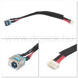 Laptop tápcsatlakozó kábel - PJC0104
