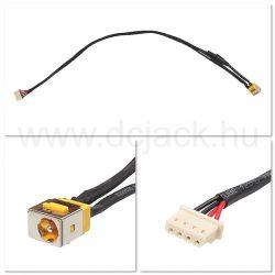 Laptop tápcsatlakozó kábel - PJC0110