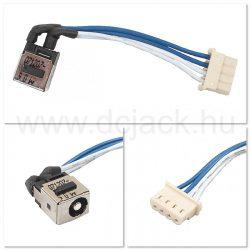 Laptop tápcsatlakozó kábel - PJC0115