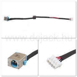 Laptop tápcsatlakozó kábel - PJC0133