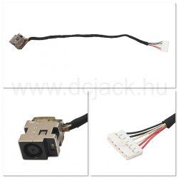 Laptop tápcsatlakozó kábel - PJC0134