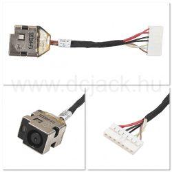Laptop tápcsatlakozó kábel - PJC0139