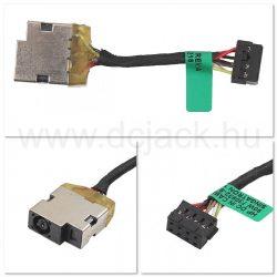 Laptop tápcsatlakozó kábel - PJC0143