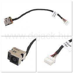 Laptop tápcsatlakozó kábel - PJC0145