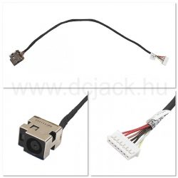 Laptop tápcsatlakozó kábel - PJC0146