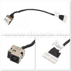 Laptop tápcsatlakozó kábel - PJC0148