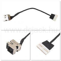 Laptop tápcsatlakozó kábel - PJC0149