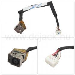 Laptop tápcsatlakozó kábel - PJC0151