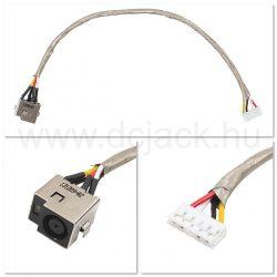 Laptop tápcsatlakozó kábel - PJC0153