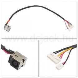 Laptop tápcsatlakozó kábel - PJC0154