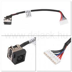 Laptop tápcsatlakozó kábel - PJC0156