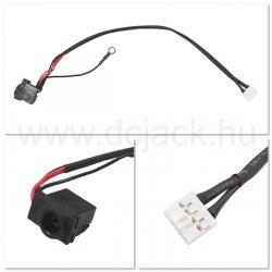 Laptop tápcsatlakozó kábel - PJC0159