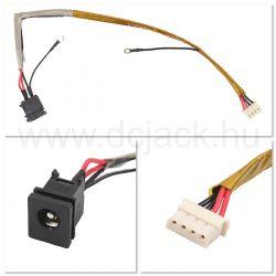 Laptop tápcsatlakozó kábel - PJC0163