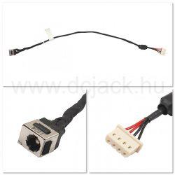 Laptop tápcsatlakozó kábel - PJC0166