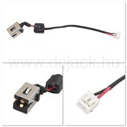 Laptop tápcsatlakozó kábel - PJC0169