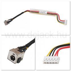 Laptop tápcsatlakozó kábel - PJC0172
