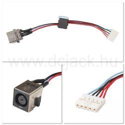 Laptop tápcsatlakozó kábel - PJC0183