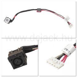 Laptop tápcsatlakozó kábel - PJC0184
