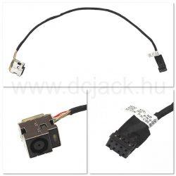 Laptop tápcsatlakozó kábel - PJC0185