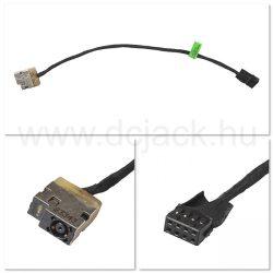 Laptop tápcsatlakozó kábel - PJC0186