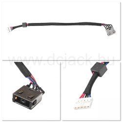 Laptop tápcsatlakozó kábel - PJC0187