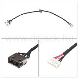 Laptop tápcsatlakozó kábel - PJC0188