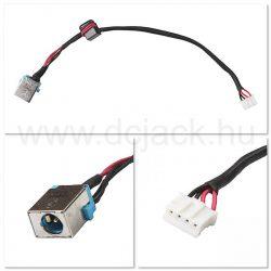 Laptop tápcsatlakozó kábel - PJC0190
