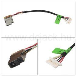 Laptop tápcsatlakozó kábel - PJC0192