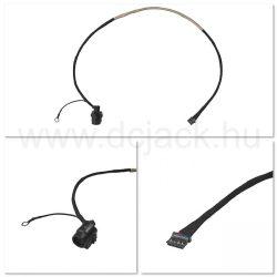 Laptop tápcsatlakozó kábel - PJC0193