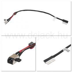 Laptop tápcsatlakozó kábel - PJC0208