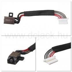 Laptop tápcsatlakozó kábel - PJC0223