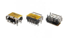 Laptop USB aljzat - UJ0113