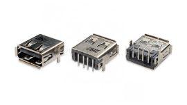 Laptop USB aljzat - UJ0120